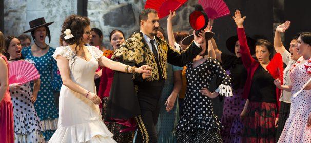 Carmen ja Violetta, oopperan intohimoiset ja itsenäiset